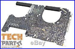 15 Apple MacBook Pro Mid 2012 2.7GHz i7 LOGIC BOARD 820-3330-B A1286