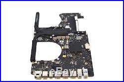17 Apple MacBook Pro Late 2011 2.5GHz i7 LOGIC BOARD MD386LL/A A1297