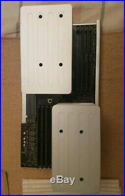 2009 Mac Pro Dual CPU Tray 2.26ghz 8 core 4,1 Processor Board 16GB RAM