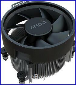 #4 AMD Ryzen 5 2600 / MSI B450 Mainboard / DDR4 16GB / Aufrüst kit CPU Bundle