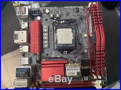 6600k combo, asrock z170-mini itx fatality 16gb DDR4 Ram