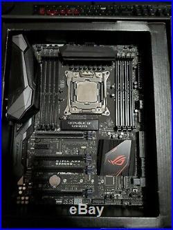 6800k & Stix X99 Motherboard