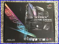 7600K ASUS Z270E motherboard 16Gb Ram
