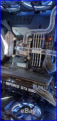 7700k cpu, z270 strix Motherboard And 32gb tridentz Ram Combo
