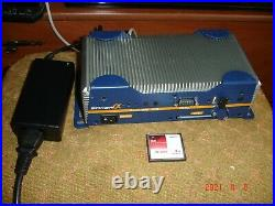 AAEON 6831 Mini fanless industrial embedded Wide Temp PC+industrial CF card set