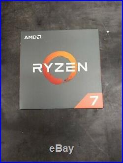 AMD 2700X Ryzen 7+ Gigabyte X470 AORUS Ultra Gaming AM4 Motherboard Build COMBO