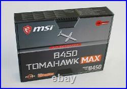 AMD 3600 Ryzen 5 + MSI B450 Tomahawk MAX Motherboard & 16GB DDR-4 3200 COMBO