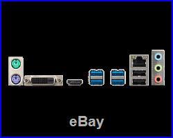 AMD 5 3600 MSI B450 16GB RAM Ryzen PC Bundle Kit Set