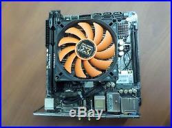 AMD A10-7850K Radeon R7 12 Compute Cores, ASRock FM2A88X-ITX+, 8GB RAM FURY