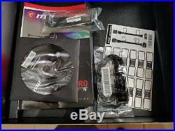 AMD AM4 Ryzen 7 3800X 16GB DDR4 RGB Ram & MSI X370 Carbon Pro RGB Motherboard
