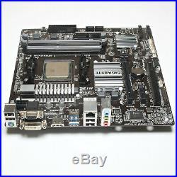 AMD FX-6350 6-Core CPU & Gigabyte GA-78LMT-USB3 microATX Motherboard Combo