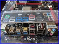 AMD FX-8320 Black Edition ASRock Fatal1ty 990FX Killer DDR3 16GB RAM