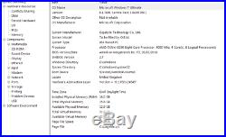 AMD-FX-8350 4.00Ghz CPU & 16GB DDR3 RAM & Gigabyte 970A-DS3P AM3+ Motherboard