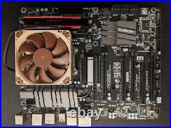 AMD FX-8350 8-CORE CPU + Gigabyte Motherboard + 16 GB Corsair RAM Combo