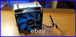 AMD FX-8350+ASUS M5A97 R2.0+ADATA XPG 2x4GB DDR3-1600 RAM+Deep Cool CPU Cooler