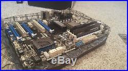 AMD FX 8350 CPU, Asrock ATX AM3+/AM3 Motherboard, 8 gigabyte ddr3 Ram Combo