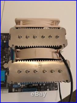AMD Fx8350 Black + Asus M5a97 Evo R2.0 Motherboard + Noctua Cooler