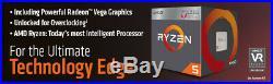 AMD Quad Core Ryzen 5 Gaming Bundle 16GB RAM SSD, MSI Motherboard Windows 10 Pro