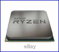 AMD Quad Core Ryzen 5 Gaming Bundle 8GB RAM, SSD, MSI Motherboard Windows 10 Pro