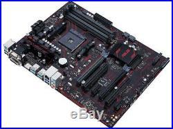 AMD RYZEN 5 1600 6-Core 3.2 GHz AM4 Processor & Asus PRIME B350-PLUS Mobo Combo