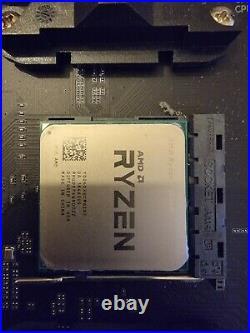 AMD RYZEN 5 2600x Bundle Gigabyte GA-AX370-Gaming 7 Motherboard