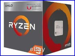 AMD Ryzen 4 Core 3.7GHz MSI A320M PRO Gaming Motherboard Bundle 16GB RAM 1TB HDD