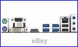 AMD Ryzen 4 Core 4.0GHz Gigabyte A320M PRO Gaming Motherboard Bundle 8GB RAM