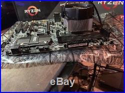 AMD Ryzen 5 1600 3.2GHz 6 Core AM4 & MSI B350 Tomahawk ATX Motherboard Combo