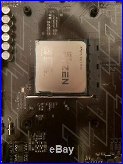 AMD Ryzen 5 1600, Gigabyte AX370-GAMING 3, AMD CPU cooler-Cpu Motherboard Combo