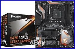 AMD Ryzen 5 2600X With Gigabyte B450 AORUS ULTRA Motherboard Combo