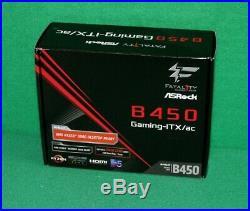 AMD Ryzen 5 3600 3.6GHz Processor & AsRock B450 Gaming ITX/AC Motherboard COMBO