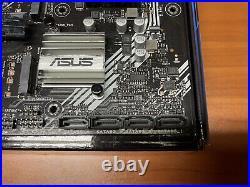 AMD Ryzen 5 3600 Processor + Asus Prime B550M-A/CSM AM4 Motherboard Combo