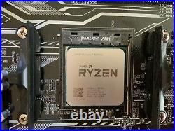 AMD Ryzen 7 1800X, Hyper 212 HSF, ASUS Prime B350M-A, 16GB PC4-3000 Combo Bundle
