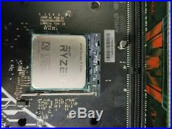AMD Ryzen 7 2700, ASRock X370 Taichi, 32GB 3000 G. Skill RAM