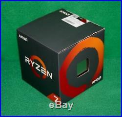 AMD Ryzen 7 2700X 3.7GHz 8 core & MSI B450 Tomahawk ATX Motherboard Combo
