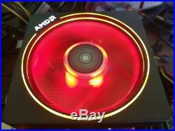 AMD Ryzen 7 2700X 8Core CPU, 16GB RAM, Wraith Prism RGB LED Fan, Motherboard Combo