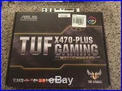 AMD Ryzen 7 2700x CPU+16 GB DDR4 3200 RAM+Motherboard ASUS TUF X470-Plus Gaming