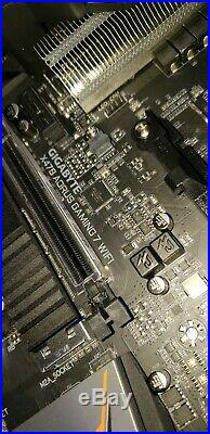 AMD Ryzen 7 2700x, Gigabyte x470 Gaming 7 WIFI, G. Skill Flare X 3200 DDR4 16GB