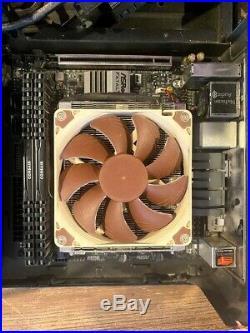 AMD Ryzen 7 3700X Combo Mini ITX X470 Noctua Cooler 32GB RAM 500GB NVMe