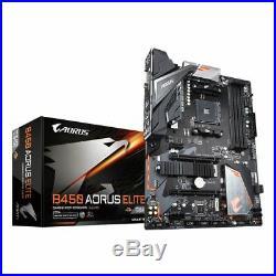 AMD Ryzen 7 3800X with Cooler, Gigabyte B450 AORUS Elite Motherboard Combo