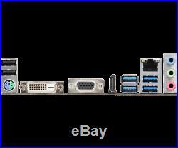ASRock A320M-HDV R4.0 AMD AM4 mATX + Ryzen 5 2600X 3.6GHz 6 Core AM4 Processor