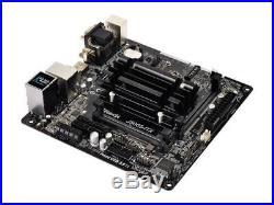 ASRock J5005-ITX Intel Quad-Core Pentium Silver Processor J5005 (up to 2.8 GHz)