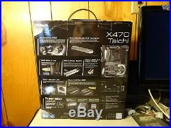 ASRock X470 Taichi Socket AM4 AMD X470 ATX Motherboard with Ryzen 5 1600 CPU