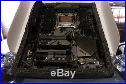 ASRock x299 Killer SLI/AC Motherboard intel i7 7800X 16GB G. SKILL DDR4 3000