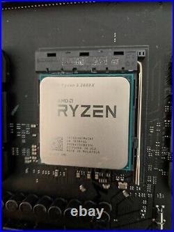 ASUS B450f plus Ryzen 5 2600x combo