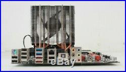 ASUS Maximus IV GENE-Z Z68 mATX Motherboard + Intel i5-2500K CPU + 8GB RAM Combo