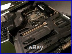 ASUS SABERTOOTH Z170 MK1 Board Intel i7 6700K CPU 16GB DDR4-3200 CL16 RAM SE