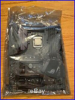 ASUS Strix Z270E Motherboard, i7-7700K CPU Combo