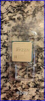 ASUS TUF B450-Plus Gaming Micro ATX motherboard & Ryzen 5 2600 Processor