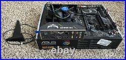 ASUS TUF GAMING H470-PRO WIFI + INTEL i5-10400F CPU + 4GB RAM MOBO CPU COMBO